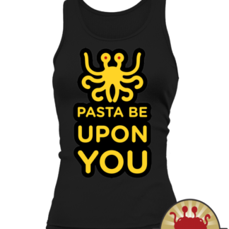 I want to believe in Flying Spaghetti Monster   Pastafarian Women tanks