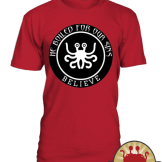 Have you been touched by his noodly appendage   Pastafarian T shirt