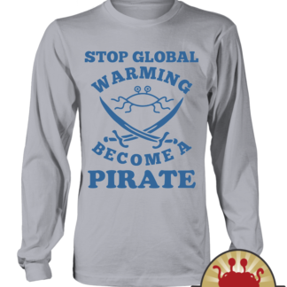 Fuck everything and become a Pirate Unisex Sweater