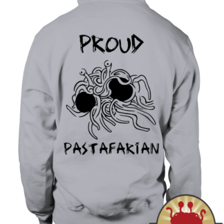 The pasta The sauce and The holy meatballs   Pastafarian Hoodies
